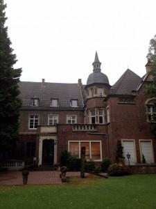Schloss Elbroich - Yogaraum