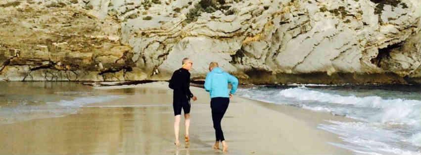 trailrunning & yoga auf mallorca